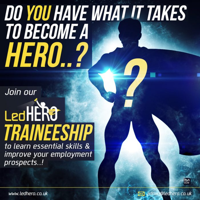 Become a HERO Today!