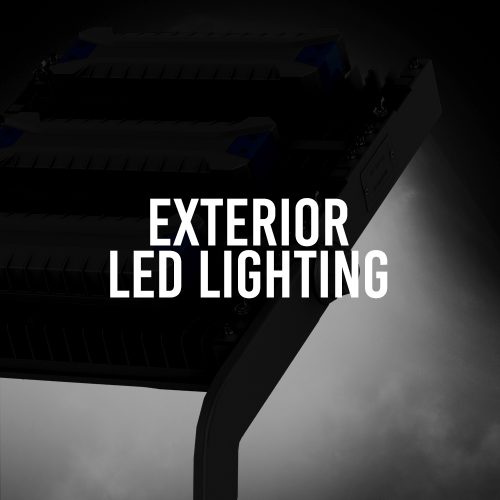 Exterior LED Lighting