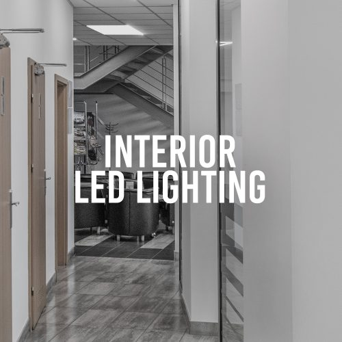 Interior LED Lighting